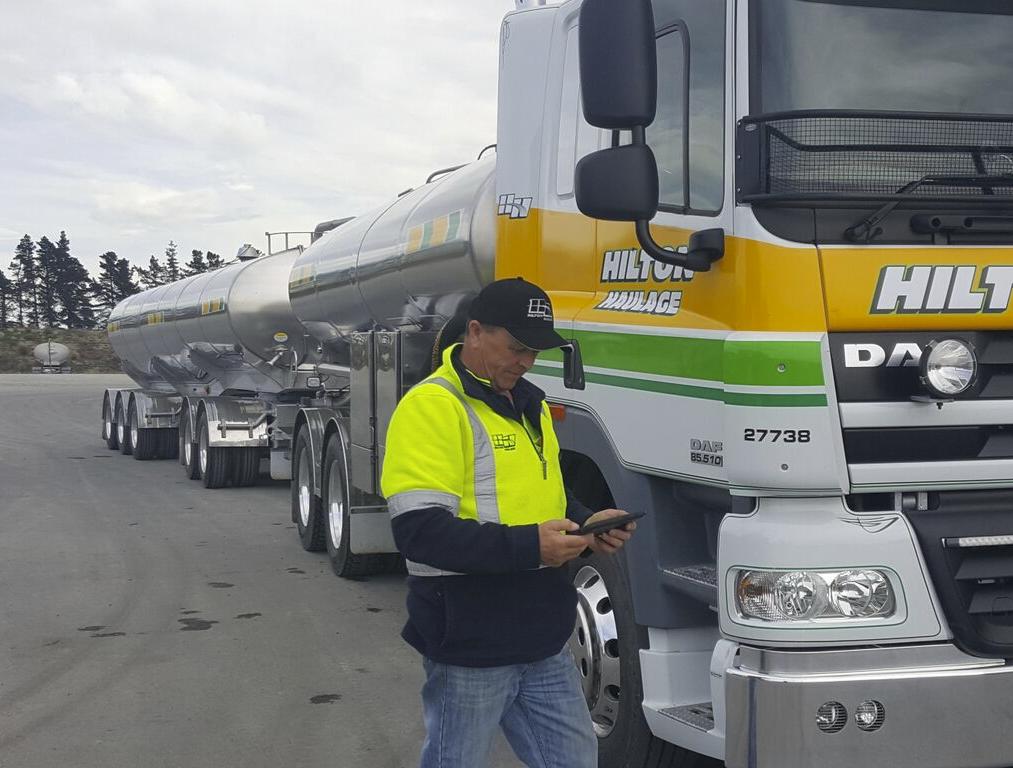 TruckR App