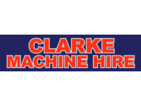 Clarke Machine Hire