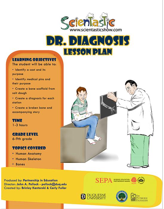 Scientastic Dr. Diagnosis