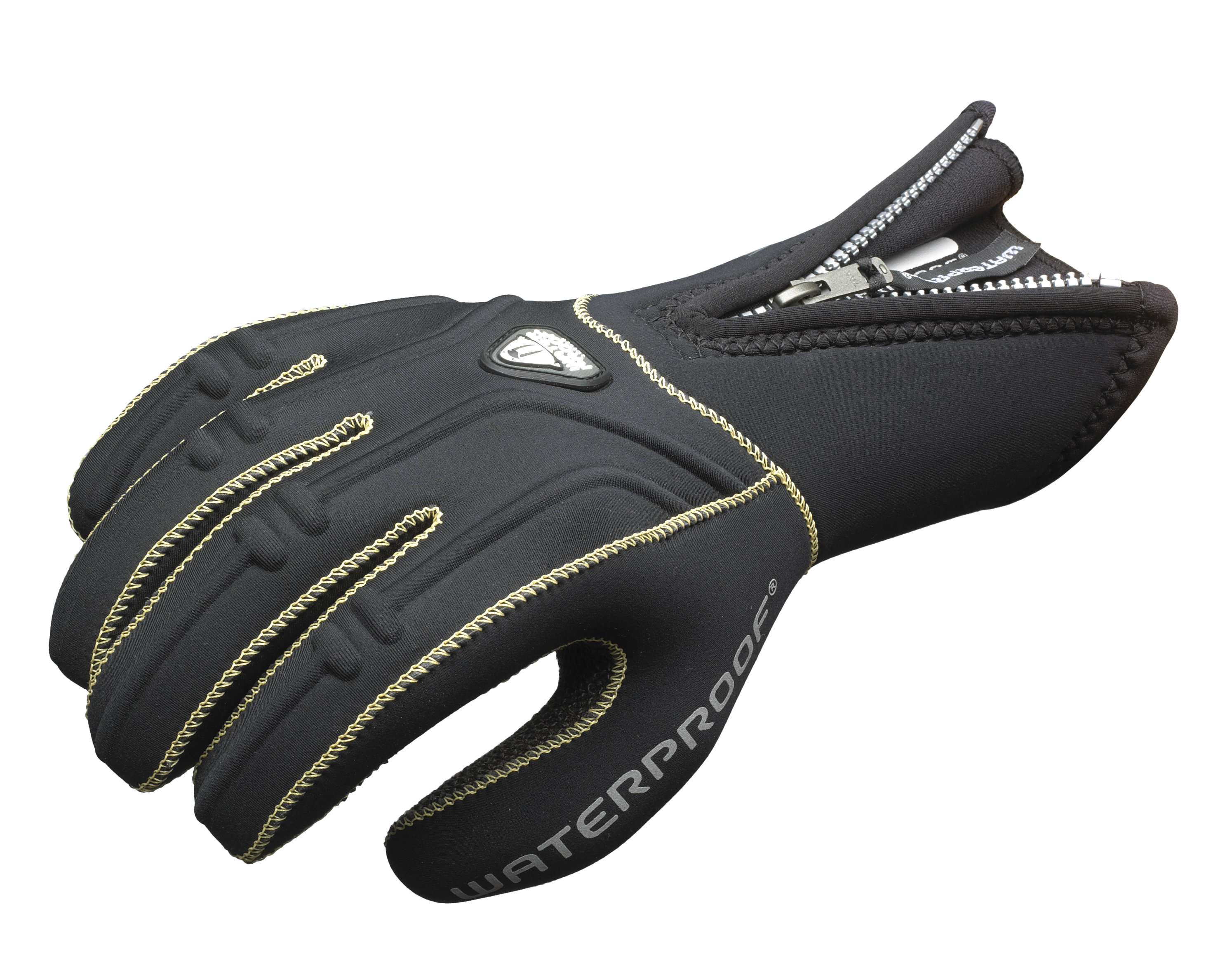 Våthandske waterproof G1 ARAMID 3mm