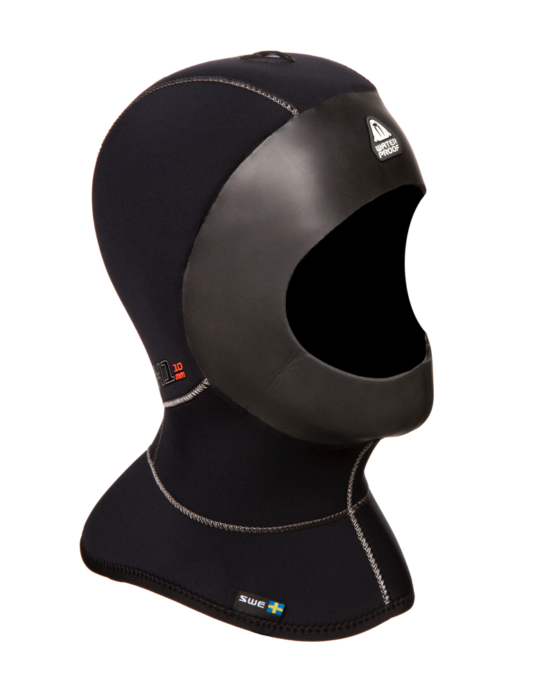 Waterproof H1 5/10mm med Sandwich tätning för helmask