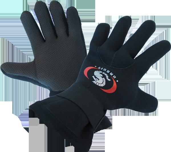 Ursuit 3mm neopren handskar