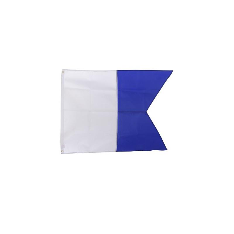 Signalflagga, Dykflagga, A, Adam, Säkerhet,