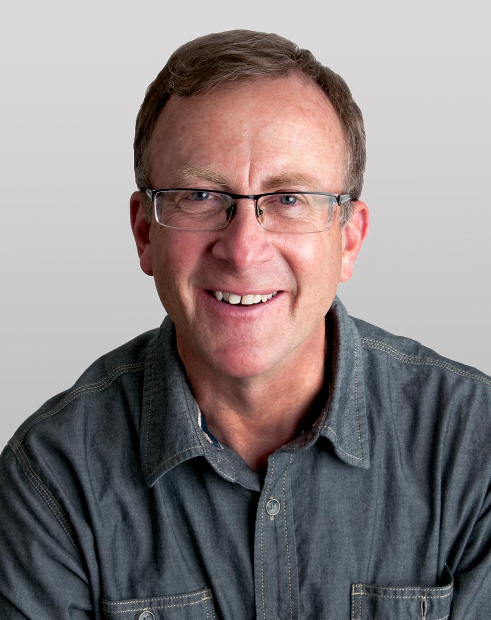 Geoff Reed Portrait