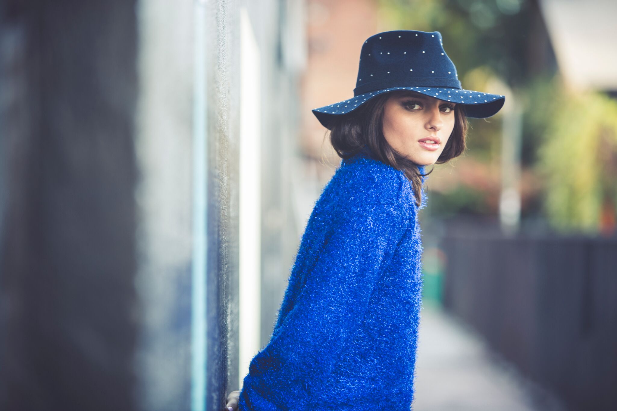Hat Terms Glossary: Floppy Hat