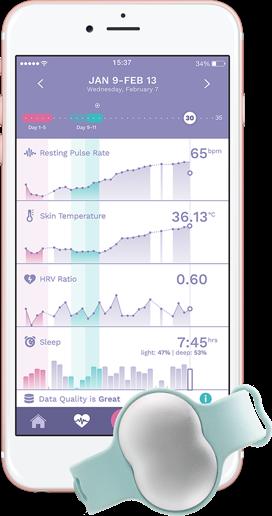Ava Health iPhone App