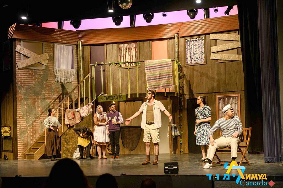 JDY Theatre!
