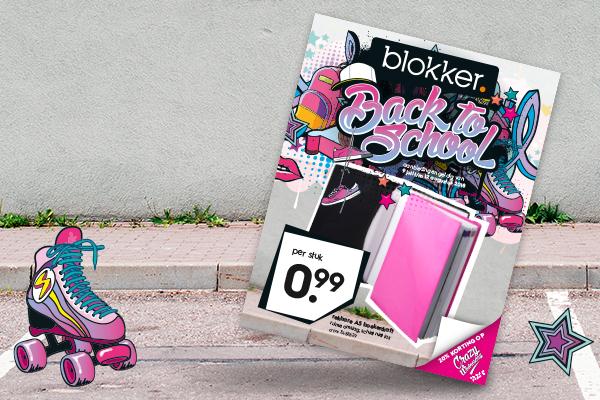 Badkamer Accessoires Blokker : 20% korting op alles uit de back to school special blokker