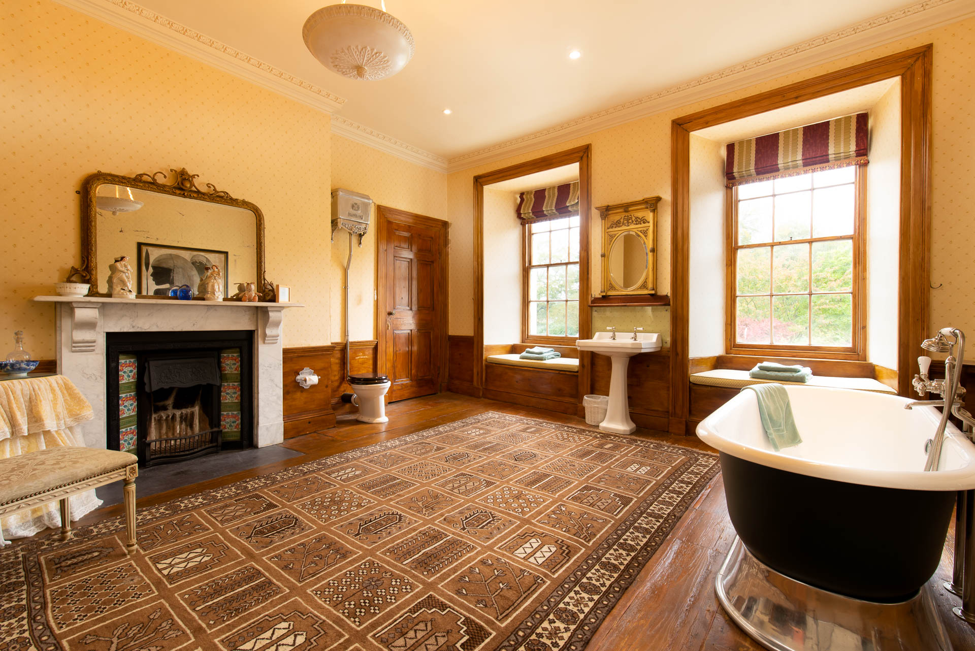 Luxury bed and breakfast Shirwell