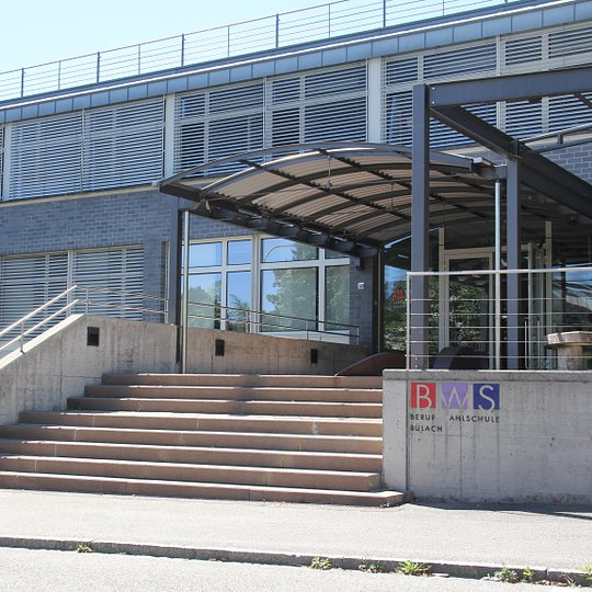 Neubau Berufswahlschulhaus