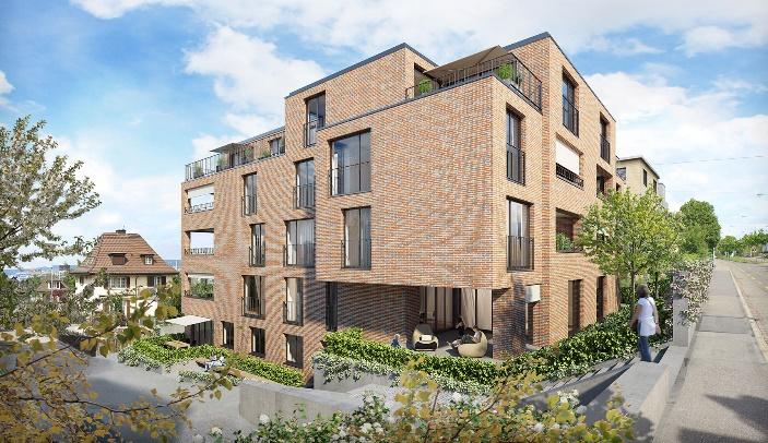 Neubau Mehrfamilienhaus Riedgrabenweg