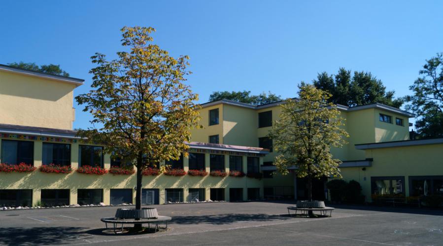 Teilsanierung Schulhaus Högler