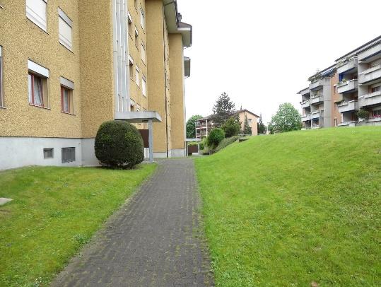 Sanierung Siedlung Gumpisbühlstrasse