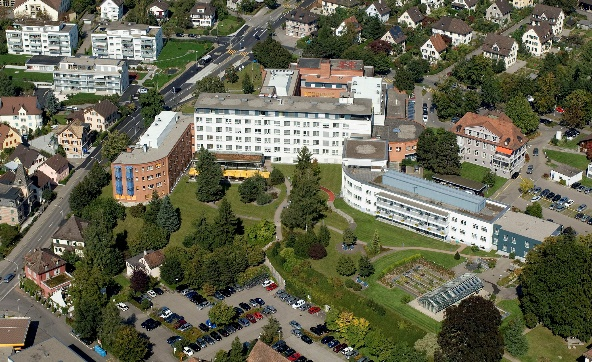 Spital Uster, Bettenprovisorium