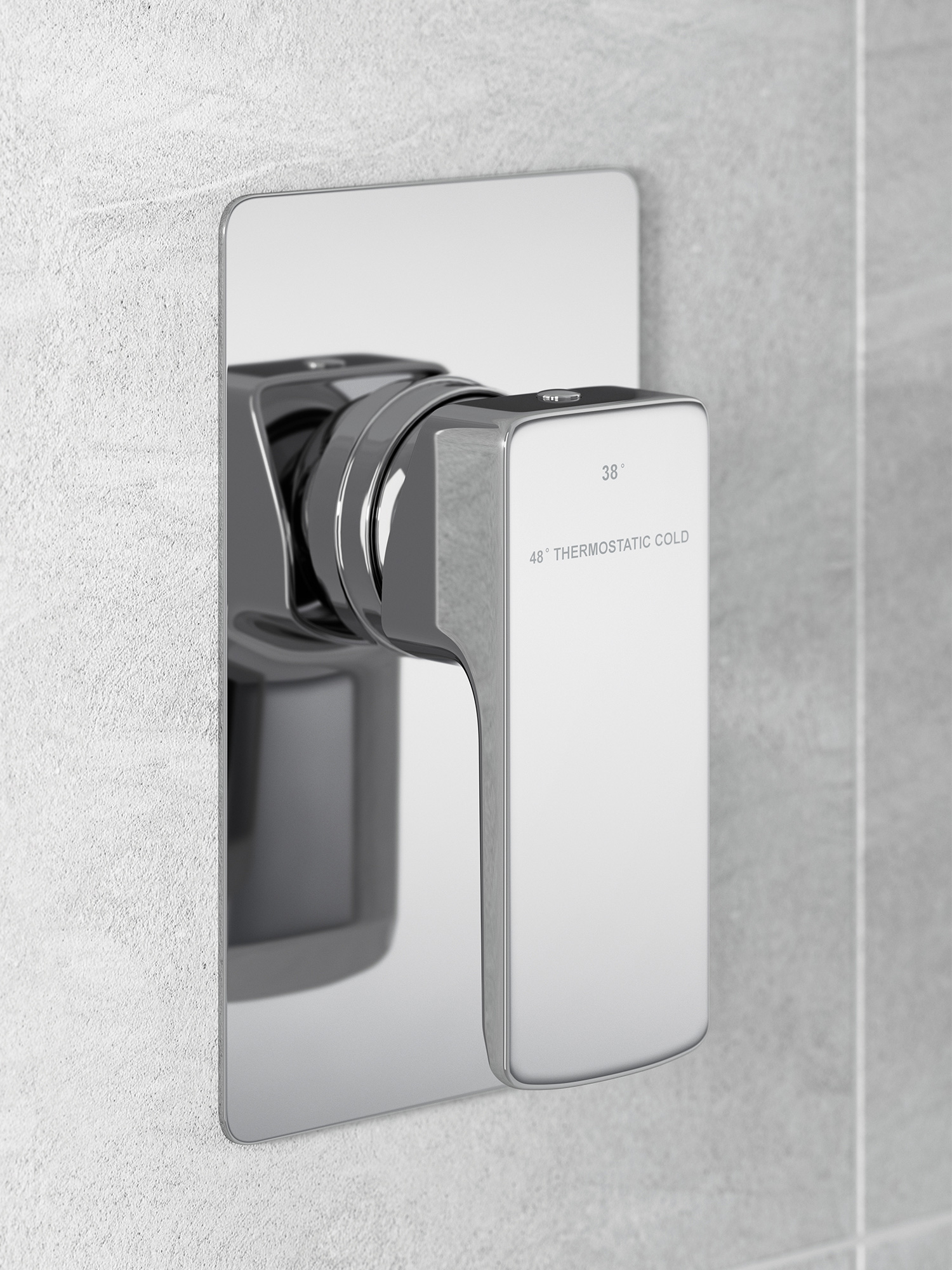 image of NOW Collection concealed thermostatic valve
