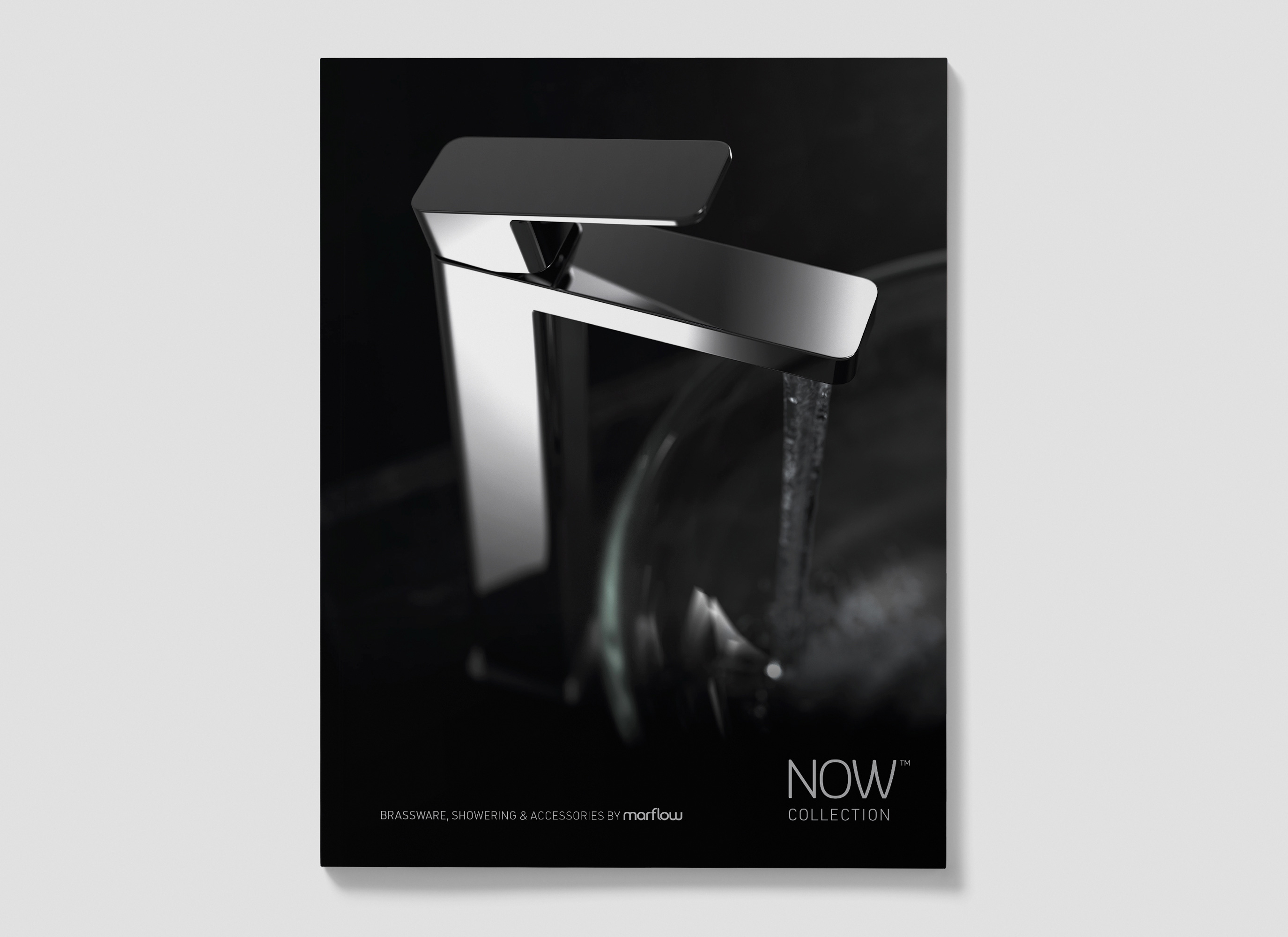 image of front cover of NOW Collection brochure