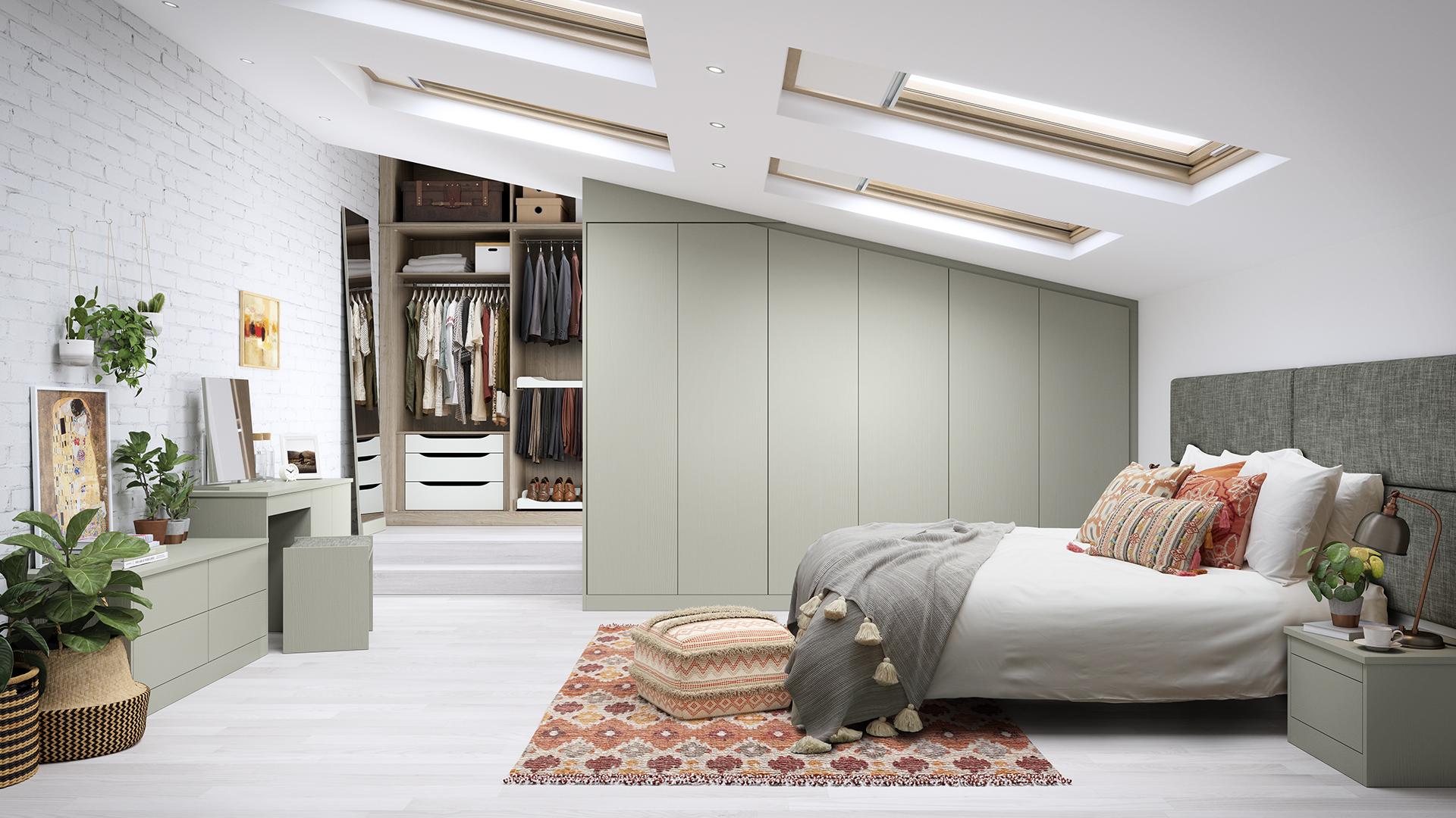 Hammonds Roomset Sage Green