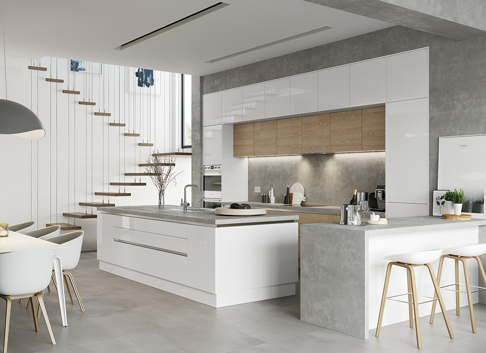 image of uform kitchen
