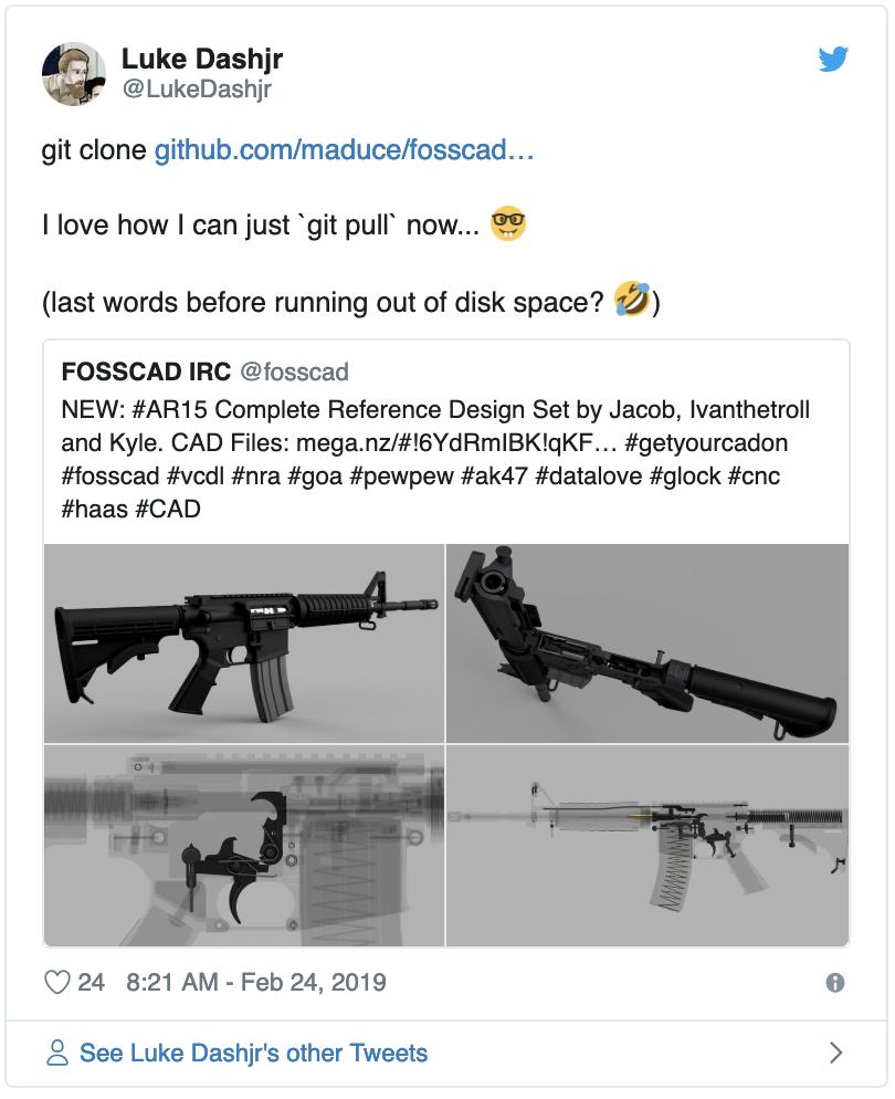 Glock 19 Cad File
