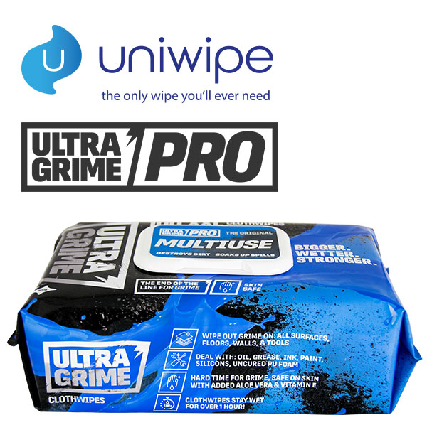 Ultragrime PRO: Multi Use