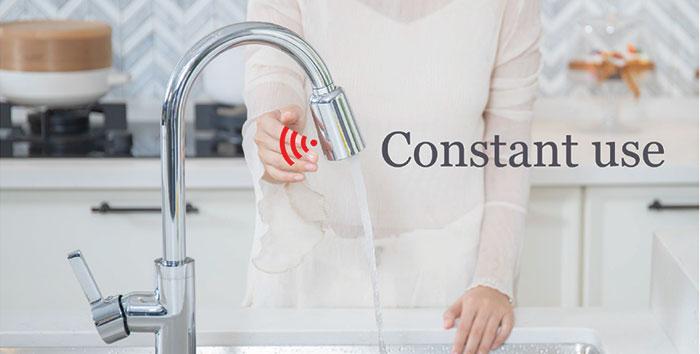 Senta Constant Use