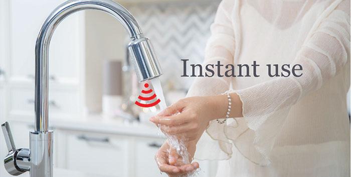 Senta Instant Use