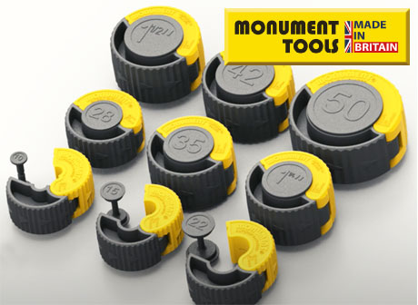Monument Plastic Pipe Cutters