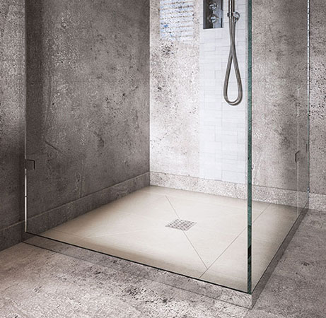 Shower/Wet Room Tray Formers