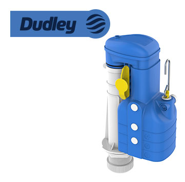 Dudley Turbo Edge® Syphon