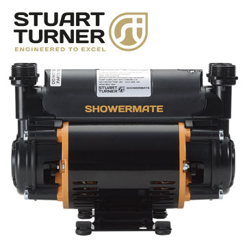 NEW Stuart Turner Showermate range