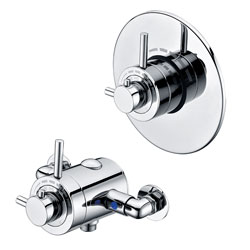 Select Thermostatic Shower Valve