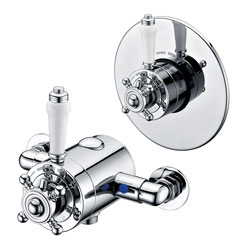 Traditional Thermostatic Concentric Valve