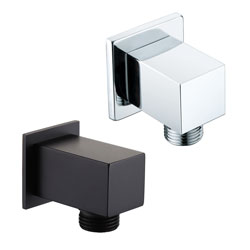 Square Wall Elbows