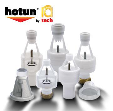 hotun Dry-Trap Tundish