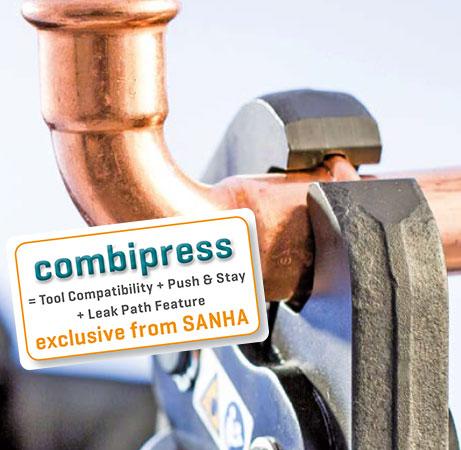Gas Press Fittings