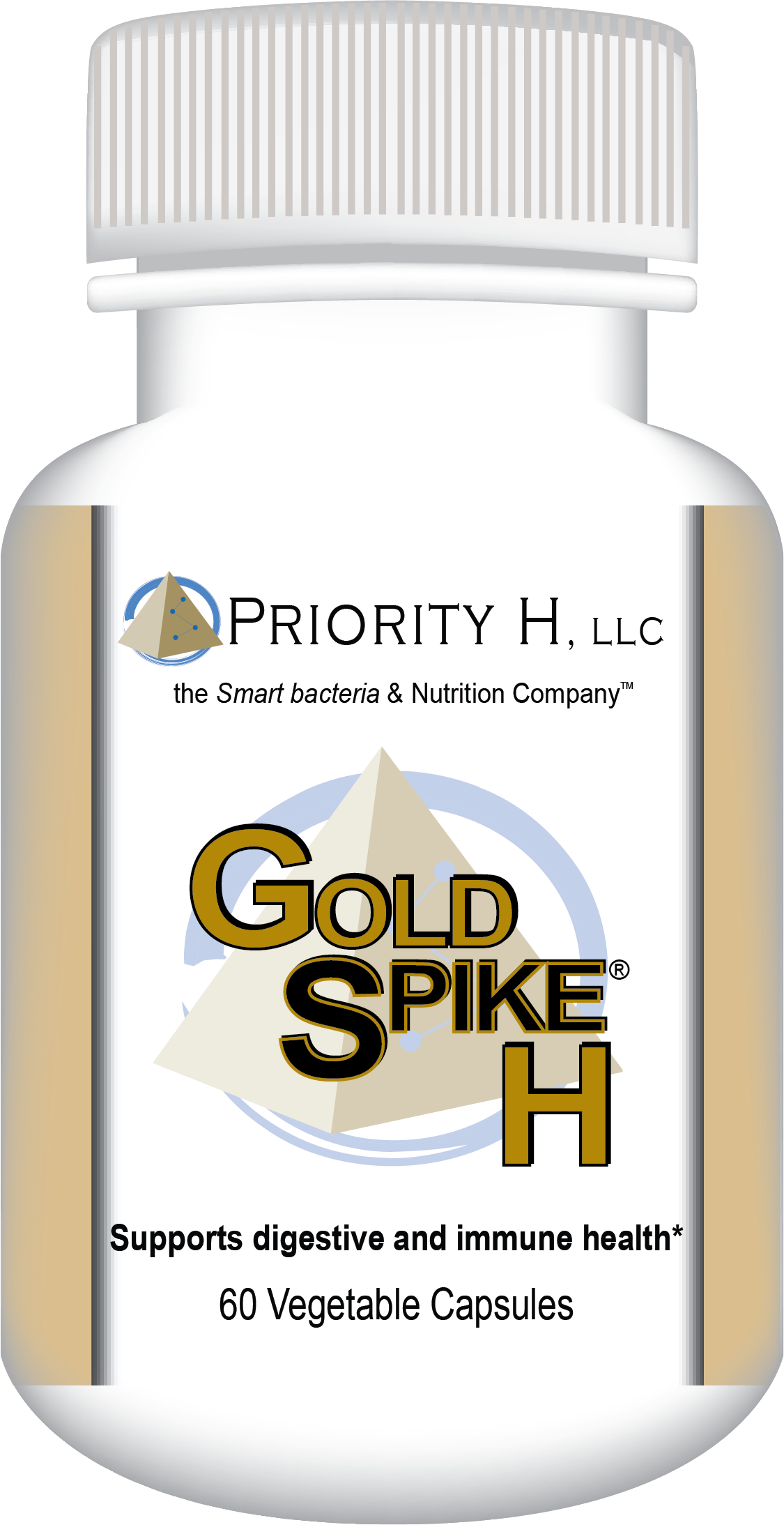 Gold spike h, best supplement for gut health, Immune health and digestion