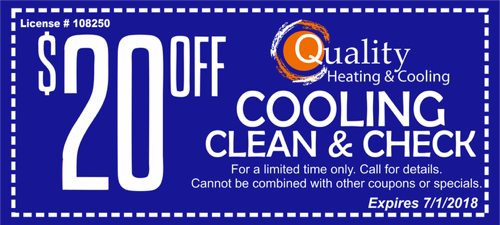 hvac coupon for glenpool residents
