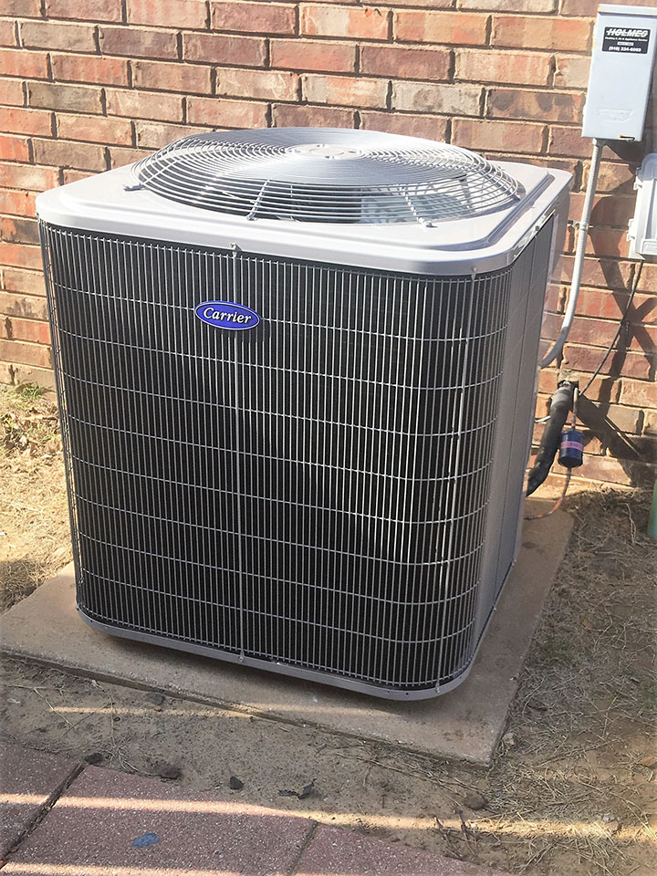 air conditioning repair for a glenpool home