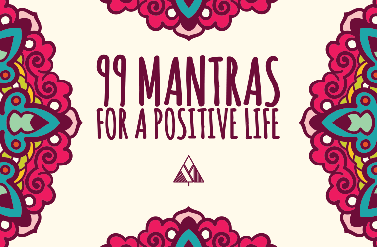 99 mantras for a positive life