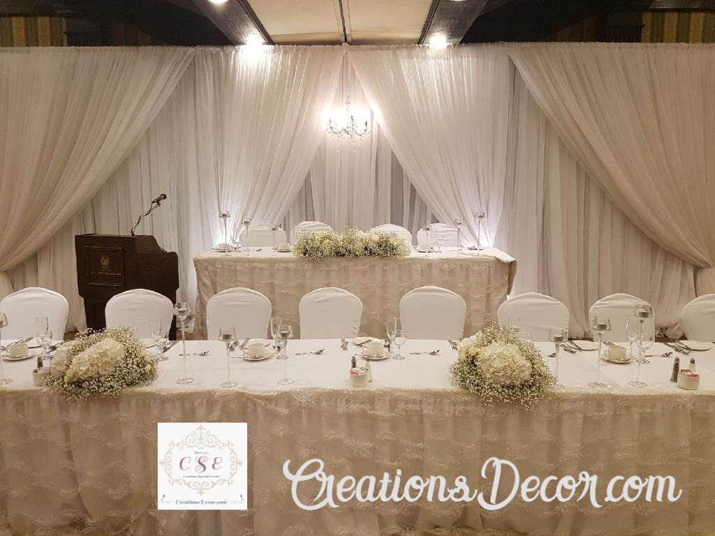 Creation Special Events Wedding Decor Toronto