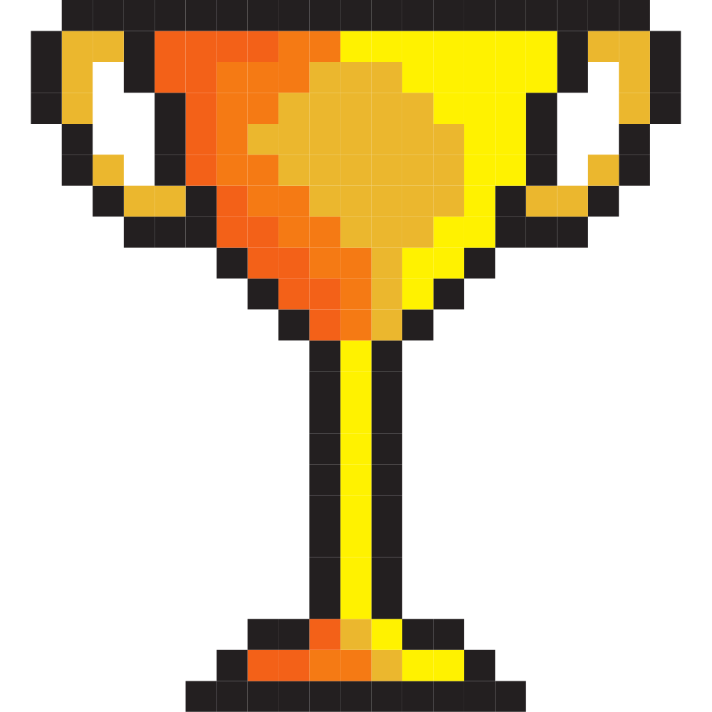 Hi5 Games Trophy