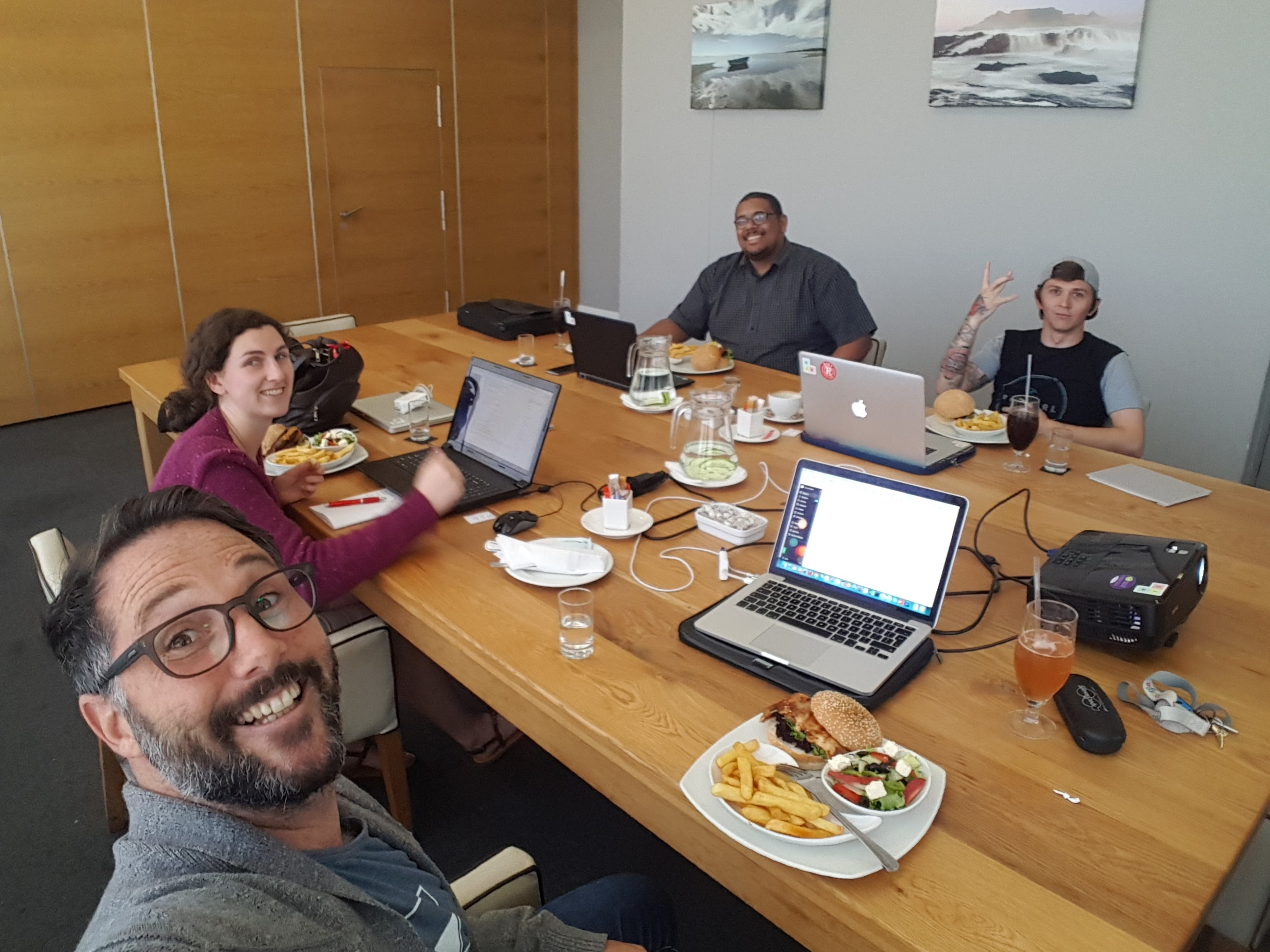 How we work with 3 frogs and a remote team