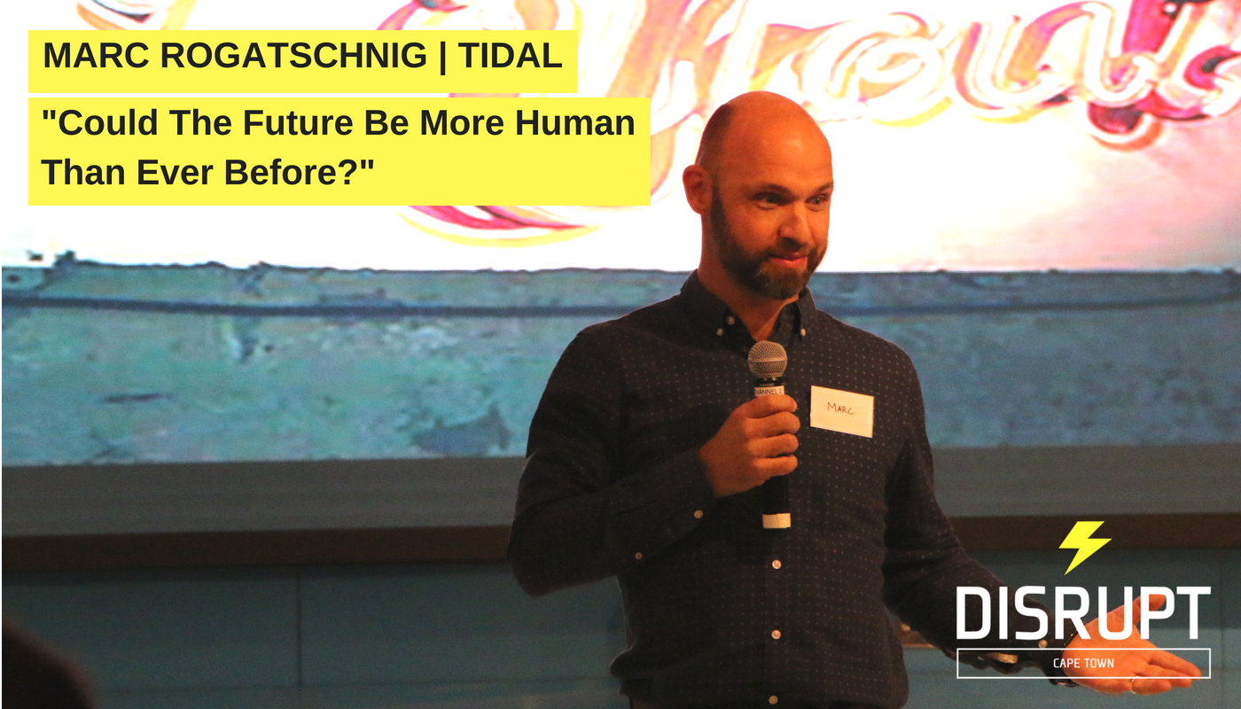 Marc Rogatschnig -Could the future be more human than everbefore?