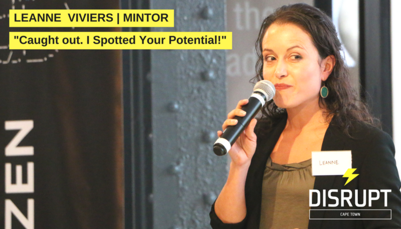 Leanne Viviers - Caught out. I Spotted Your Potential!