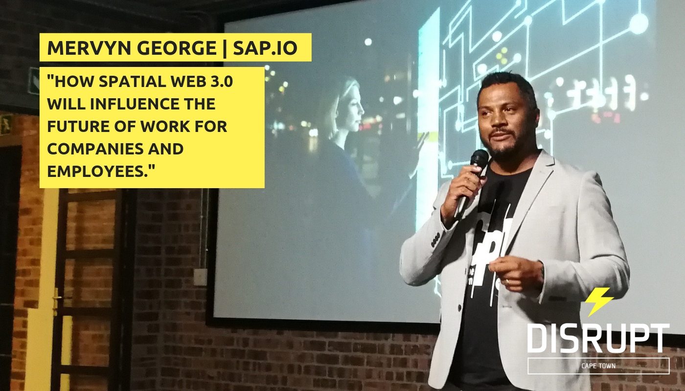 How Spatial Web 3.0 Will Influence The Future Of Work For Companies & Employees - Mervyn George