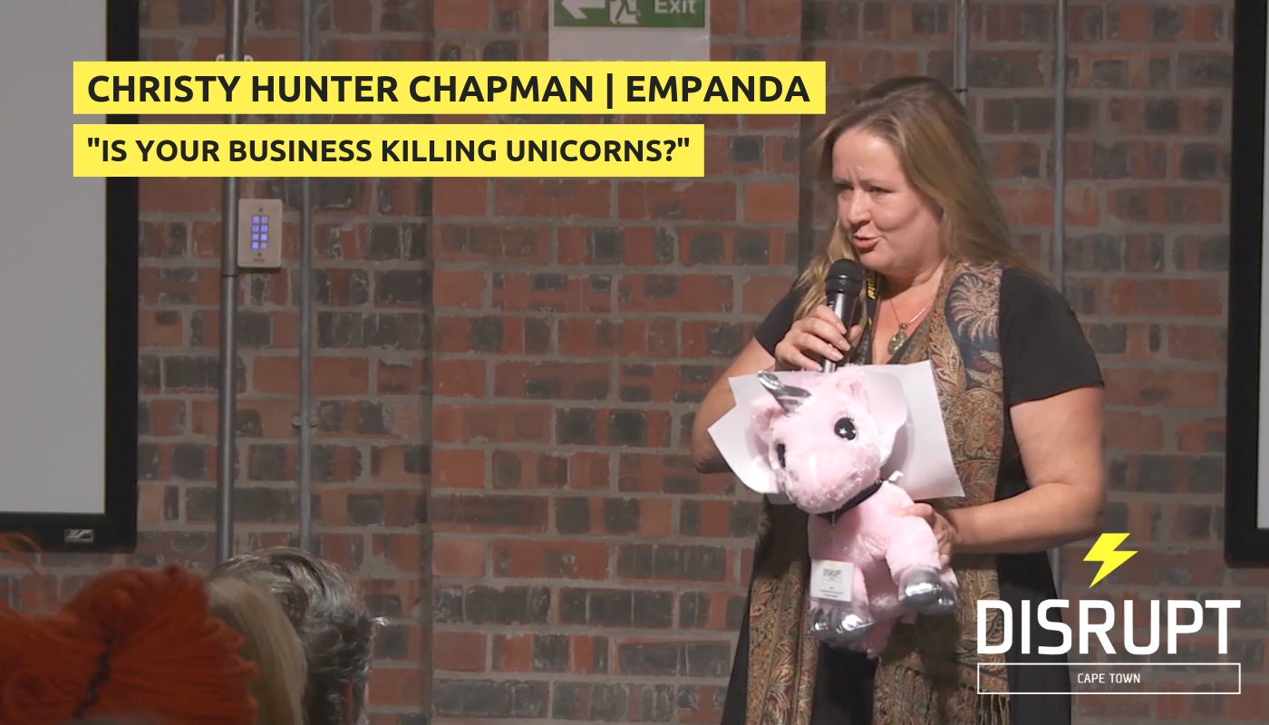 Is Your Business Killing Unicorns? - Christy Hunter Chapman