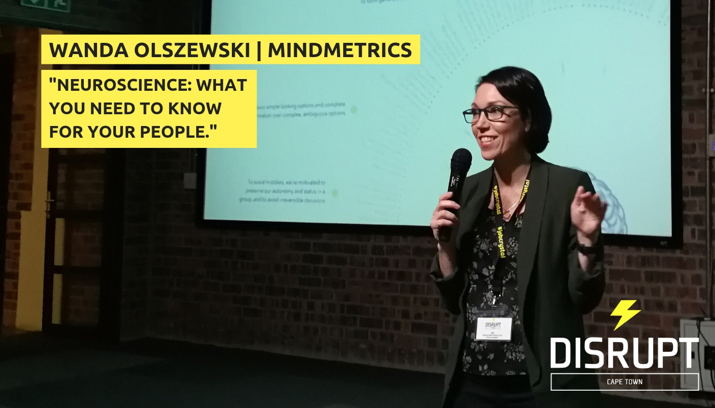 Neuroscience: What You Need To Know for Your People - Wanda Olszewski