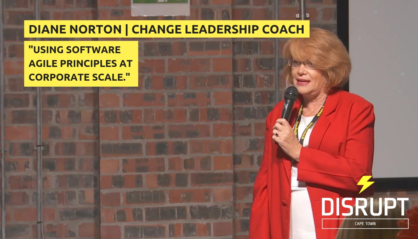 Using Software Agile Principles At Corporate Scale - Diane Norton