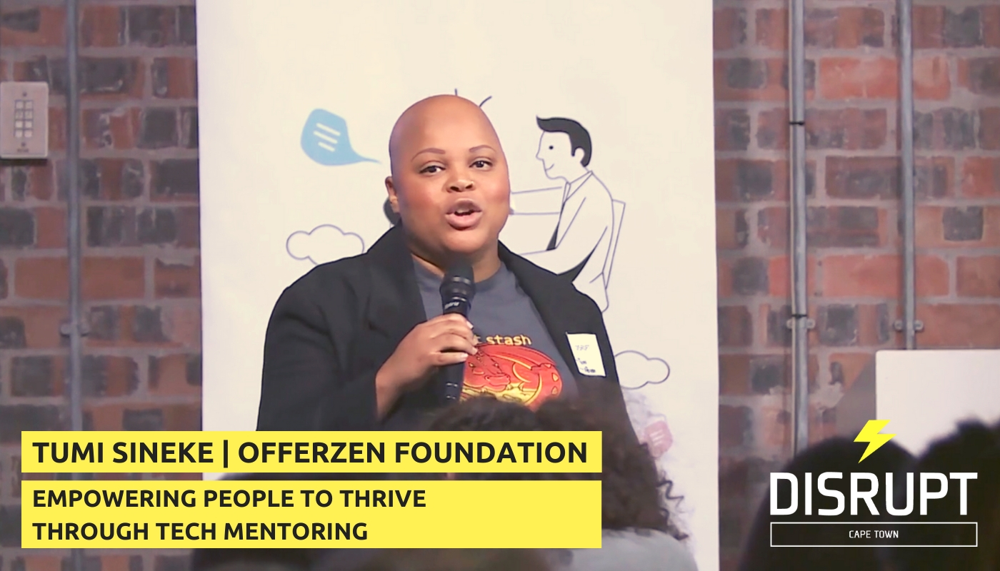 Empowering people to thrive through tech mentoring
