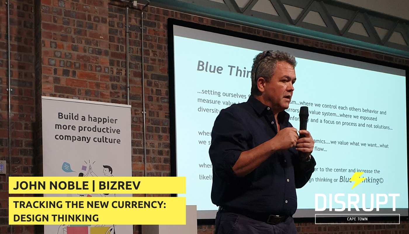 Tracking the new currency: Design Thinking